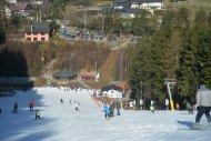 Dostatečný spád pro lyžování všech kategorií lyžařů - Velikostfotografie:164kB